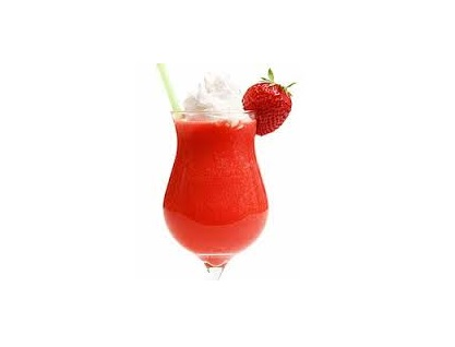 Коктейль Strawberries Colada